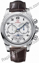 Omega Co-Axial Chronograph 422.13.41.50.04.001 Olympic Edition T