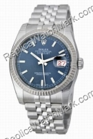 Rolex Oyster Perpetual Datejust Mens Watch 116234-BLSJ