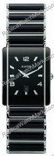 Rado Integral Black Ceramic Steel Mens Watch R20484152