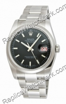 Rolex Oyster Perpetual Datejust Mens Watch 116200-BKSO