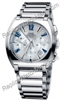 Oris Frank Sinatra Chronograph Mens Watch 676.7574.40.61.MB