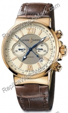 Ulysse Nardin Maxi Marine Chronograph Mens Watch 356-66.354