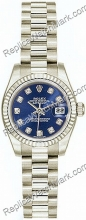 Rolex Oyster Perpetual Lady Datejust Ladies Watch 179.179-BLDP