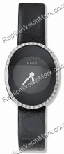Rado Esenza Black Steel Diamond Damenuhr R53543154