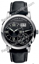 A Lange & Sohne Lange 1 Grand Mens Watch Luminous 115,029