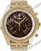 Breitling Bentley Motors Limited Edition Mens 18kt oro giallo K2