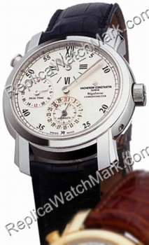 Vacheron Constantin Malte Dual Time Regulator 42005/000g-8900