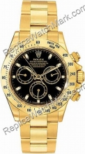 Rolex Oyster Perpetual Cosmograph Daytona Mens 18kt Gold Watch 1