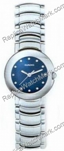 Rado Coupole Ladies Blue Steel Stainless Watch R22549203
