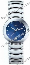 Mens Rado Coupole Blue Steel Watch R22625203