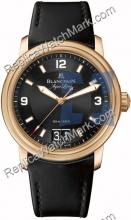 Blancpain Leman Mens Aqua Lung Watch 2850B-3630A-64B