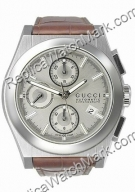 Gucci Pantheon 115 Mens Chronograph Watch Midsize YA115208