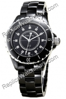 Chanel J12 Diamonds Ladies Watch H1625