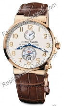 Ulysse Nardin Maxi Marine Chronometer Mens Watch 266-66