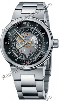 Oris TT2 WilliamsF1 Team Skeleton Engine Herrenuhr 733.7560.41.1