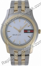 Gucci 5500 Mens Watch Steel Series YA005203