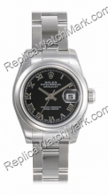 Rolex Oyster Perpetual Datejust Lady Ladies Watch 179160-BKRO