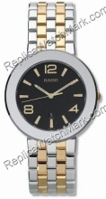 Rado Two-Tone DiaMaster Midsize Mens Watch R14343183
