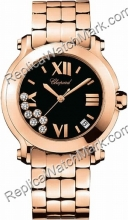 Chopard Happy Sport 18kt Gold 277472-5001 (27/7472)
