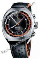 Oris Chronoris Mens Watch 672.7564.41.54.LS
