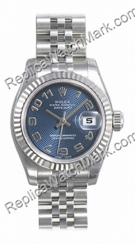 Rolex Oyster Perpetual Lady Datejust Ladies Watch 179174-BLAJ
