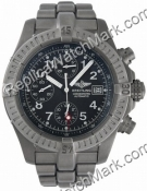 Breitling Aeromarine Colt Oceane Diamond Steel Ladies Watch A773