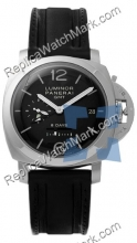 Mens Luminor Panerai 1950 8 Dias GMT ver PAM00233
