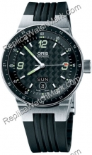Oris WilliamsF1 Team Day Date Mens Watch 635.7595.41.64.RS