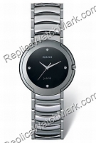 Rado Coupole Jubileu Steel Diamond Mens Watch R22622712 cerâmica