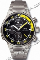 Chronographe IWC Aquatimer Split Minute 3723-01