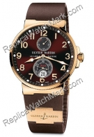 Ulysse Nardin Maxi Marine Chronometer Mens Watch 266-66-3-625