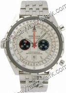 Breitling Navitimer Chrono-Matic Steel Chronograph Herrenuhr A41