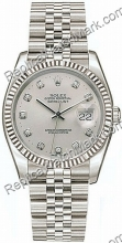 Swiss Rolex Oyster Perpetual Datejust Mens Watch 116234-SDJ