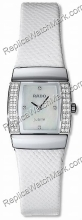 Rado Sintra Ceramic White Diamond Leder Damenuhr R13578906 Midsi