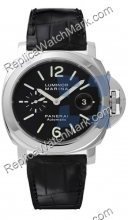 Mens Luminor Panerai Marina Automatic Watch PAM00104