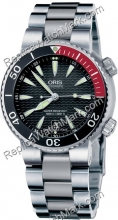 Oris TT1 Divers Titan Date Mens Watch 733.7541.71.54.MB