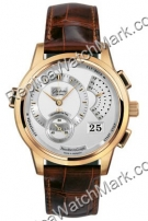 Glashutte PanoRetroGraph Mens Watch 60-01-03-03-06
