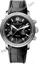 Blancpain Leman Grand Mens Flyback Data Watch 2885F-11B30-53B
