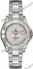 Swiss Rolex Oyster Perpetual Yachtmaster Unisex Watch 168622-GYS