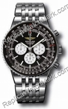 Breitling Navitimer Mens patrimoine Steel Black Watch A3534012BL