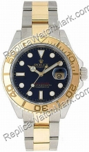 Swiss Rolex Oyster Perpetual Yachtmaster Mens Watch 16.623-BLSO