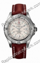 Breitling Steelfish Superocean Aeromarine X-Steel Plus Mens Brow