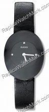 Rado Esenza Black Steel Diamond Damenuhr R53492715