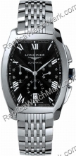 Longines Evidenza Mens Chronograph Automatic L2.643.4.51.6