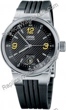 Oris WilliamsF1 Team Day Date Mens Watch 635.7560.41.42.RS