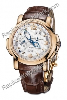Ulysse Nardin GMT + - Perpetual Limited Edition Mens Watch 322-6