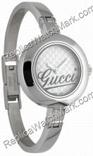 Gucci GG 105 Series Mesdames Pattern Dial Mini Watch YA105529