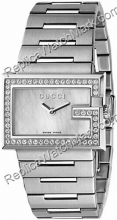 Gucci G-Watch 100G Diamond Ladies Watch YA100510