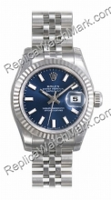 Rolex Oyster Perpetual Datejust Lady Ladies Watch 179174-BLSJ