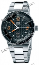 Oris Williams F1 Team Mens Data Day Watch 635.7595.41.94.MB